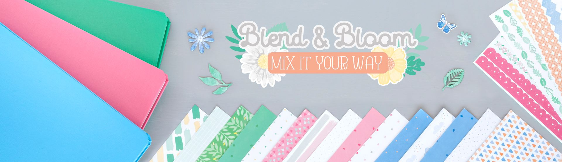 All Occasions & Spring: Blend & Bloom