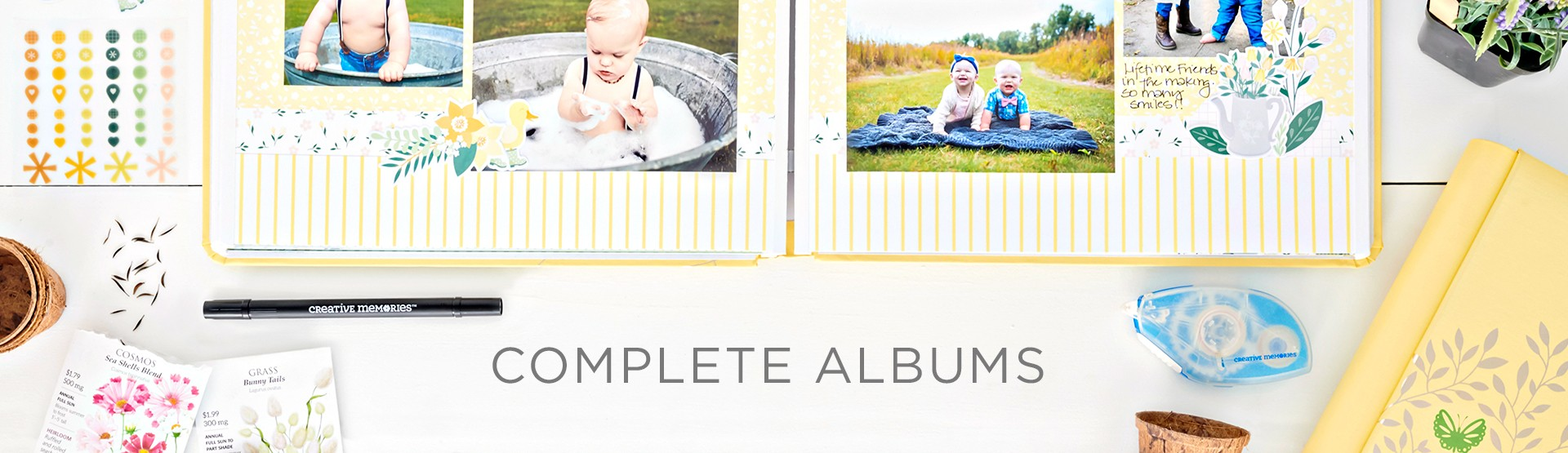 Complete Albums
