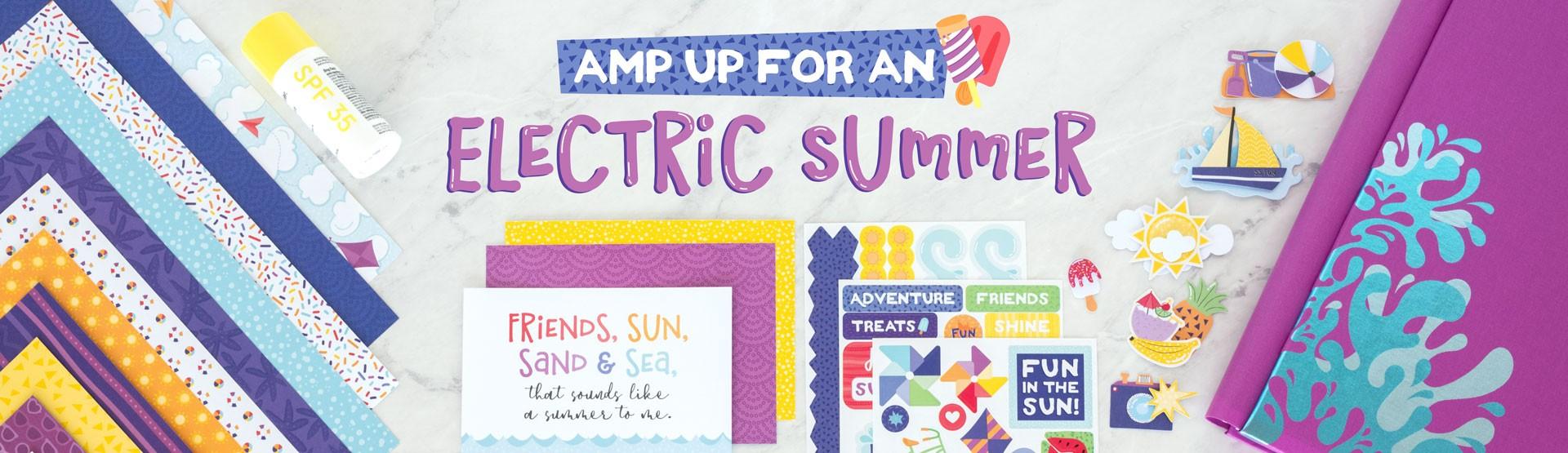Summer & Beach: Electric Summer