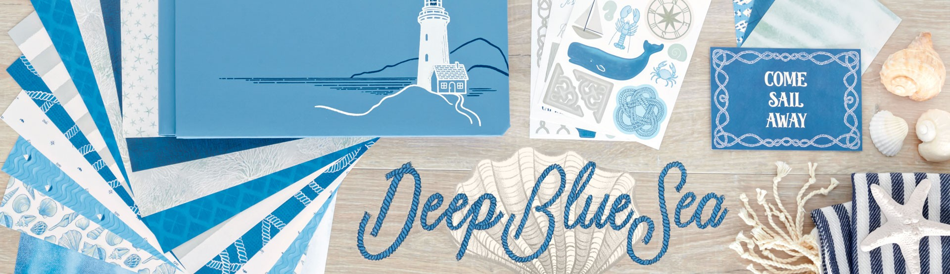 Nautical: Deep Blue Sea