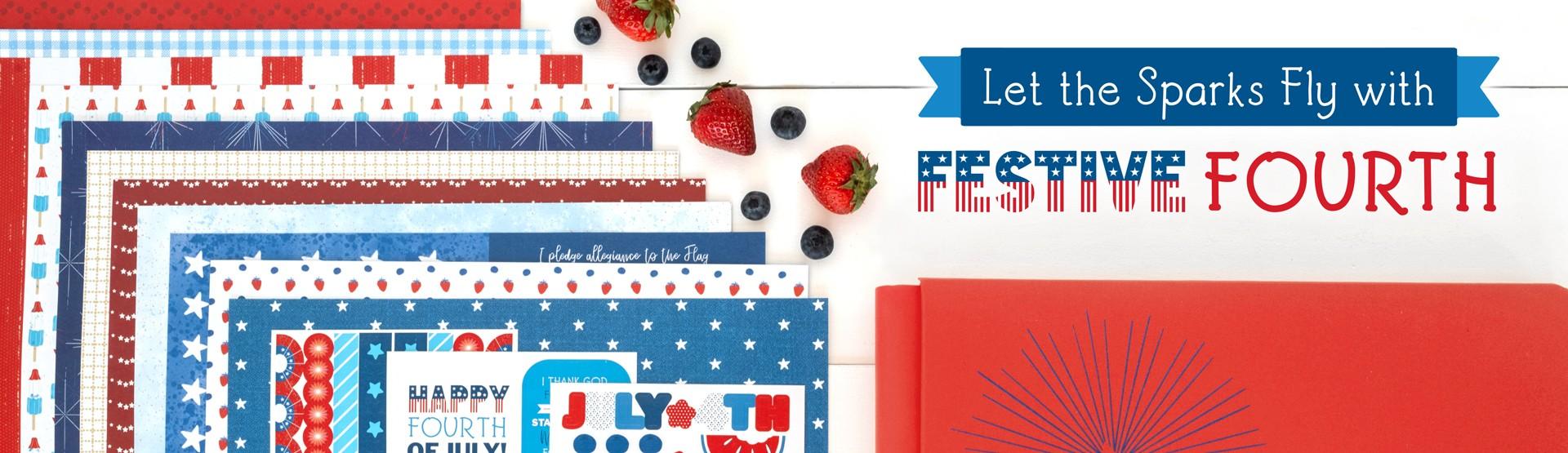 USA & Patriotic: Festive Fourth