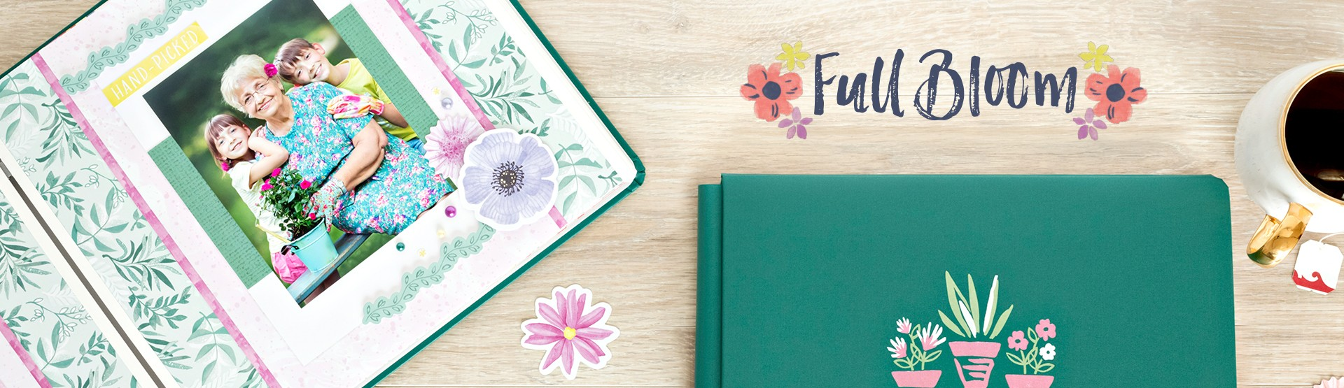 Floral: Full Bloom