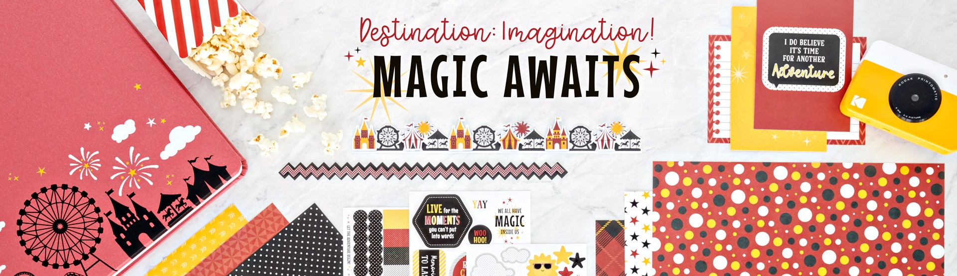 All Occasions & Theme Park: Magic Awaits