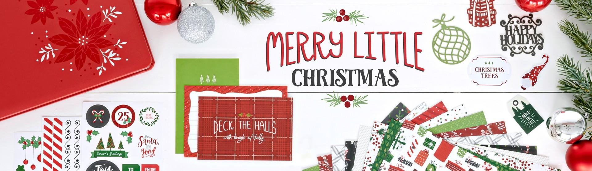 Christmas & Holidays: Merry Little Christmas