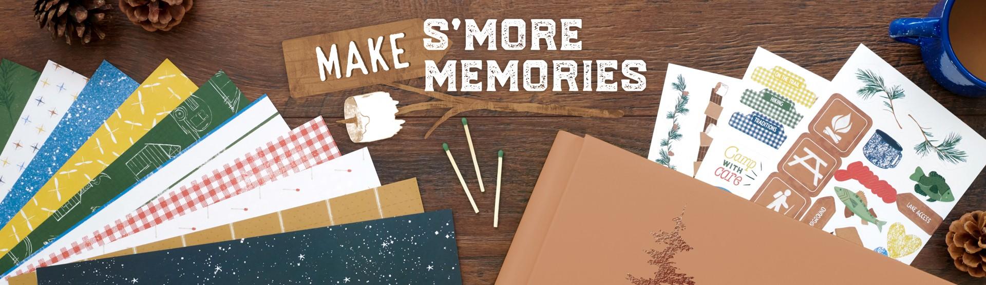 Camping: S'more Memories