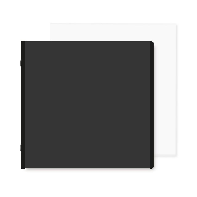 12//Pk By Creative Memories 12X12 Top-Loading Single-Pocket Pages