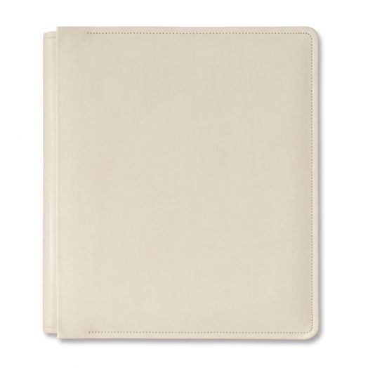 Vanilla 11x14 Pocket Album with Pages