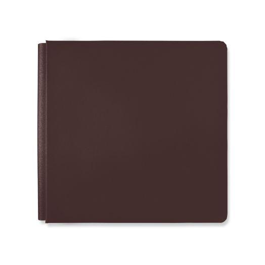 Chocolate 12x12 Album Cover - Creative Memories