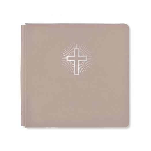 Creative Memories 12x12 Cross scrapbook album cover - Graceful
