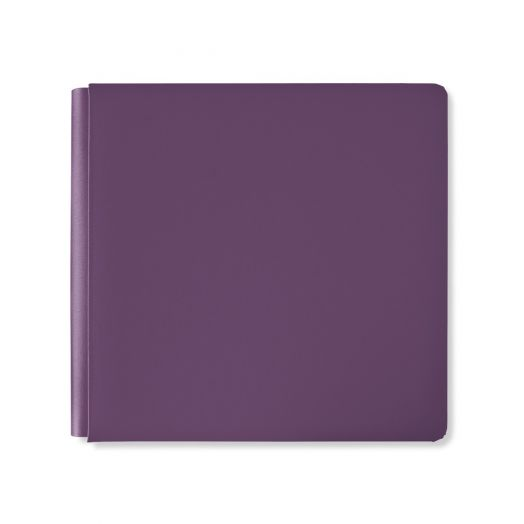 Eggplant 12x12 Album Cover - Creative Memories