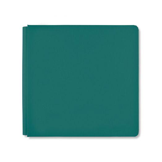 12x12 Hunter Green Album Cover - Creative Memories