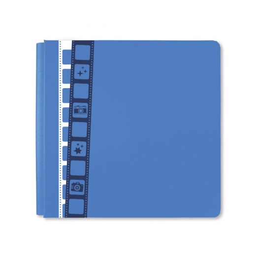 Creative Memories Picture This! 12x12 blue filmstrip album cover