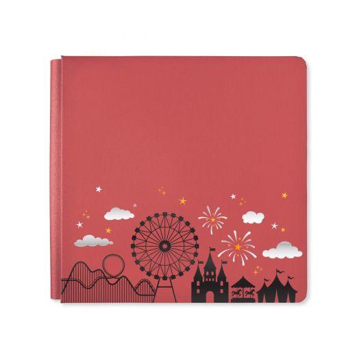 Theme Park Scrapbook: Magic Awaits - Creative Memories