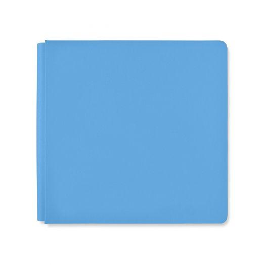 12x12 Azure Blend & Bloom Album Cover
