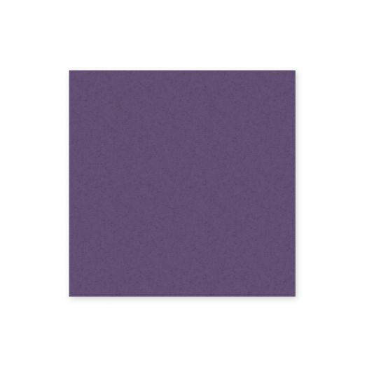 12x12 Eggplant Solid Cardstock (10/pk)