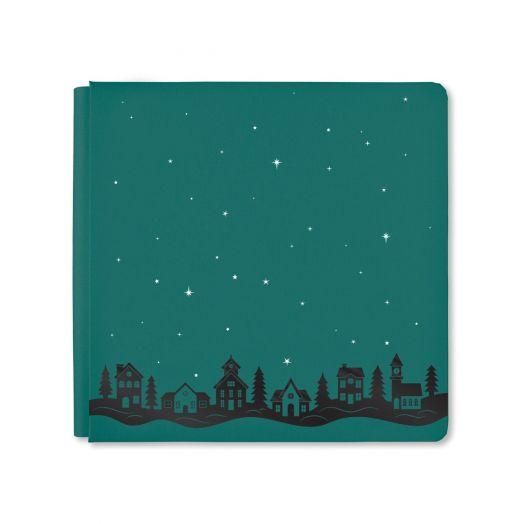 Creative Memories 12x12 Christmas album cover for scrapbooking - Christmas Spirit collection