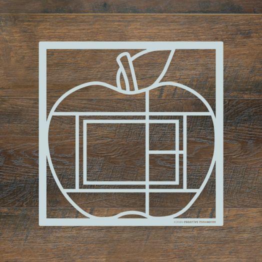 Apple Recipe Template
