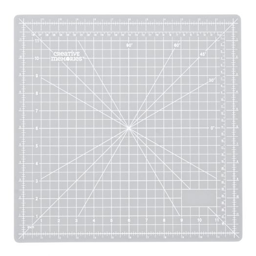 13x13 Custom Cutting System Mat - Creative Memories