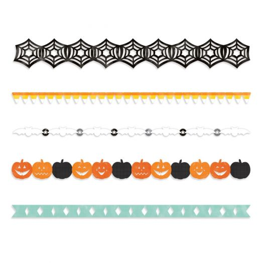 Creative Memories Halloween borders for scrapbooking | Carving Memories