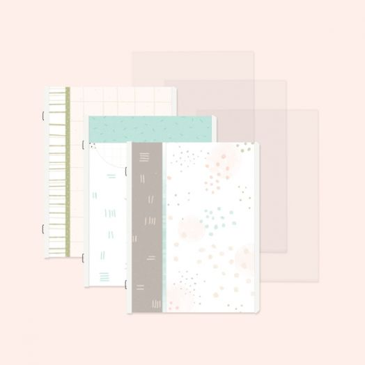 6.75x10 Happy Album    Fast2fab™ Refill Pages + Protectors (13/pk)