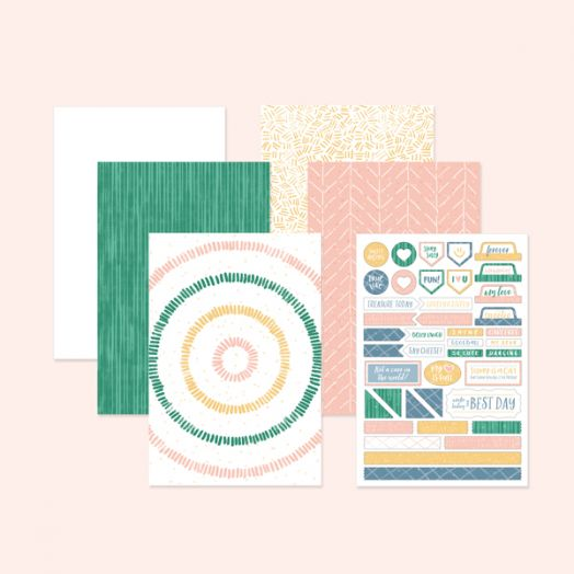 Happy Album Scrapbook Kits #15 - 656959