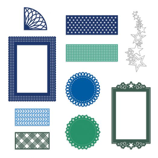 Creative Memories Keepsakes scrapbook embellishments - 657545