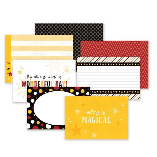 Amusement Park Picture Mats: Magic Awaits - Creative Memories