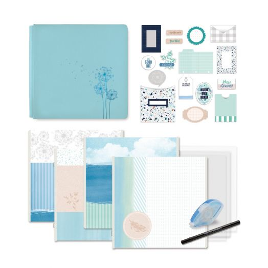 Creative Memories Spring Medley spring photo album kit - 657749