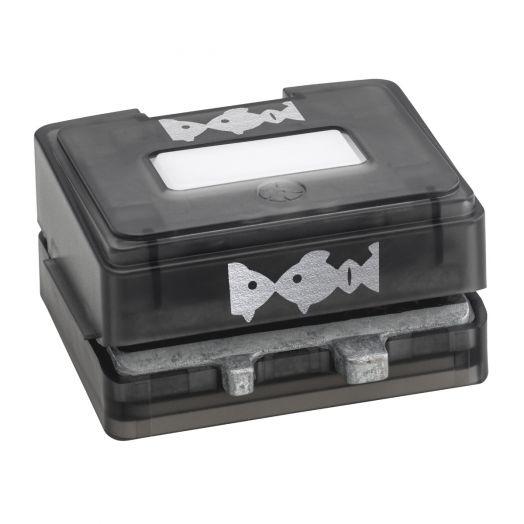 Creative Memories tropical fish borders - Kissing Fish Border Maker Cartridge